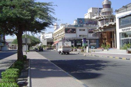 شارع سالم المبارك