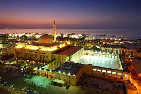 مسجد الدولة الكبير في الكويت