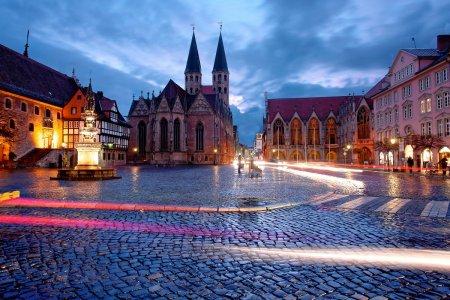 مدينة براونشفايغ في ألمانيا