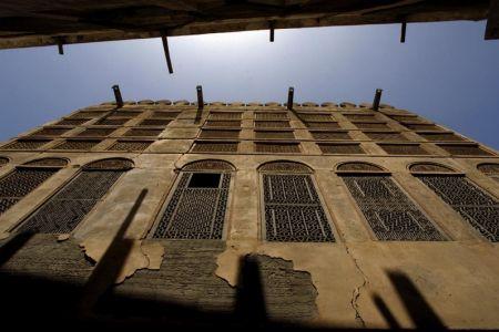 بيوت المحرق القديمة في البحرين