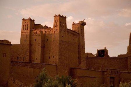 قصر آيت بن حدو المغرب