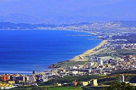 مدينة الفنيدق المغرب