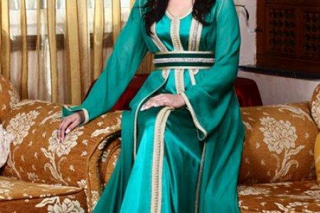 التكشيطة المغربي الزي الرسمي للنساء في المغرب
