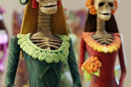 كاترين وجه مألوف في مهرجان يوم الموت