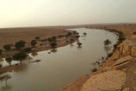 قرية صلبوخ في السعودية