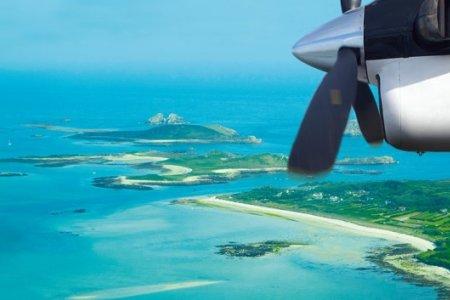 جزر سيلي البريطانية