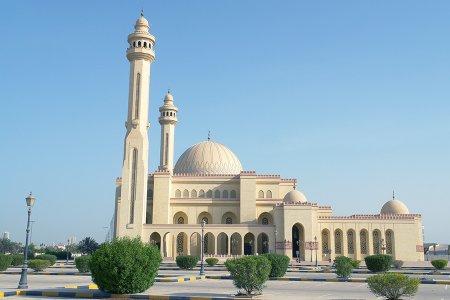 جامع الفاتح في البحرين