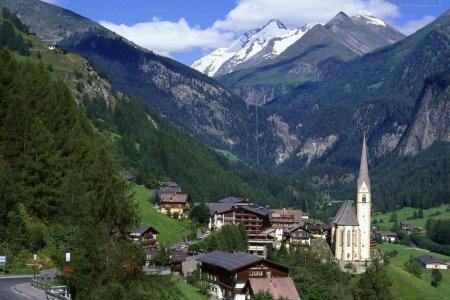 مدينة كارينثيا فى النمسا