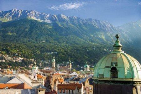 مدينة انسبروك بالنمسا