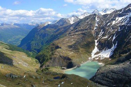 محمية هوهي تاورن في النمسا