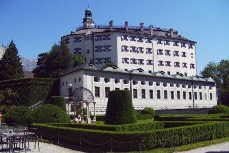 قلعة أمبراس في إنسبروك - النمسا