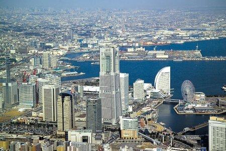 مدينة يوكوهاما