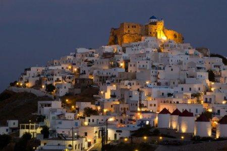 جزيرة استيباليا في اليونان