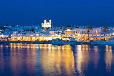 جزيرة باروس اليونانية