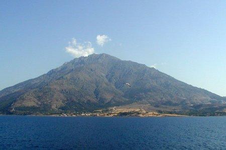 جزيرة ساموثراس اليونان