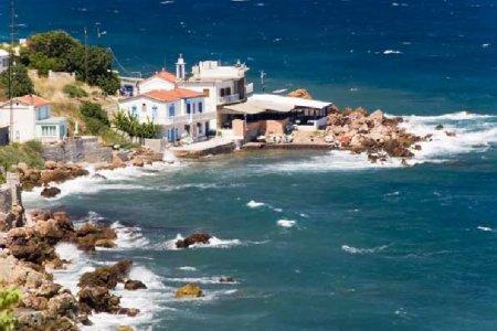 السياحة في جزيرة ساموس في اليونان