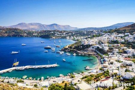 جزيرة ليروس اليونانية