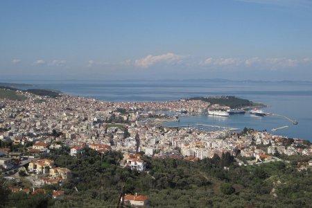 جزيرة متليني اليونانية