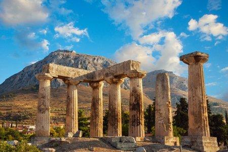 مدينة كورنث اليونان