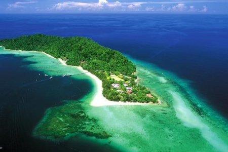 جزيرة بورنيو