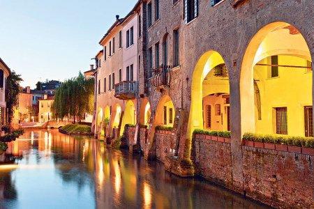 مدينة تريفيزو إيطاليا