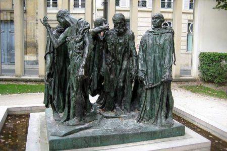 متحف رودان في باريس