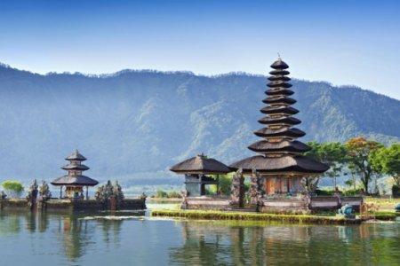 اوبود في مدينة بالي اندونيسيا