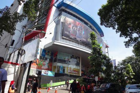 سوق باندونقللإلكترونيات - إندونيسيا