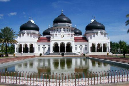 المسجد الكبير فى باندونج - إندونيسيا