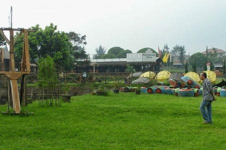حديقة سيبونينغ في باندونق - إندونيسيا