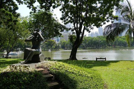 حديقة لومفيني في بانكوك