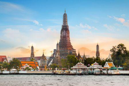 معبد وات آرون في بانكوك