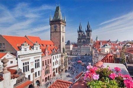 البلدة القديمة في براغ