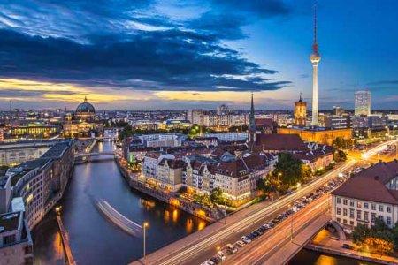 شارع فردريشتراسيه في برلين