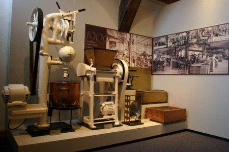 متحف شوكو ستوري في بروج بلجيكا