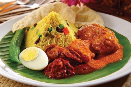 الأكلات الشعبية في بروناي