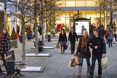 التسوق في بروكسل
