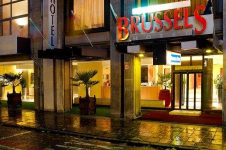 شارع أفينو لويز في بروكسل