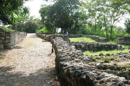 قلعة سيكساجينتا بريستا الرومانية