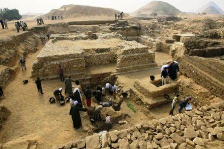 قرية الحيبة في بني سويف - مصر