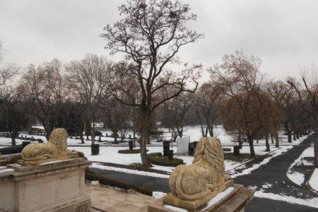 من أقدم المقابر في المجر