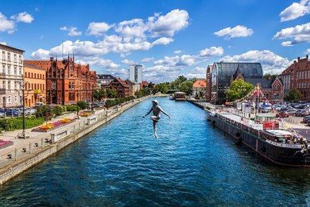 مدينة بيدغوشتش بولندا