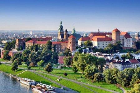 مدينة كراكوف بولندا