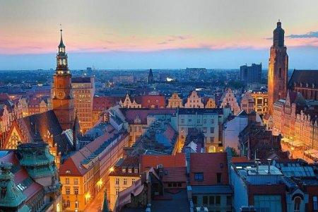 مدينة فروتسواف بولندا