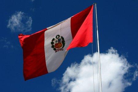 علم بيرو