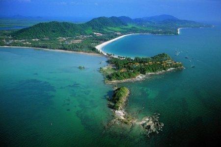 جزيرة كوه لانتا في تايلاند