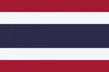 العلم الوطني لتايلاند