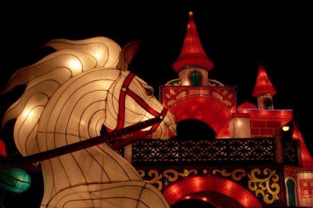 مهرجان المصابيح في تايلاند