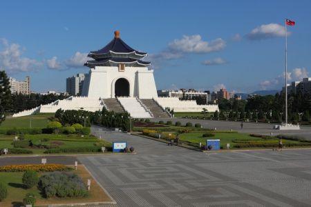 مبني شيانج كاي شيك التذكاري