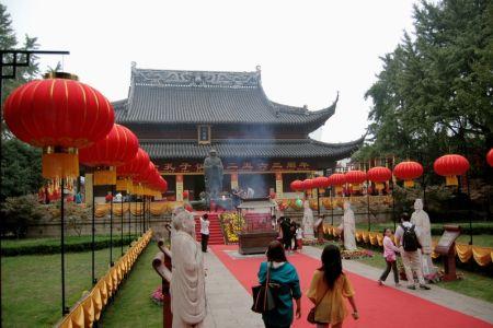 معبد كونفوشيوس في تايوان